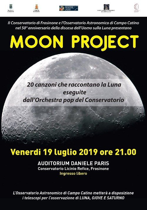 Moon Project